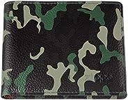 Zippo 皮革信用卡包 11 厘米 * 迷彩