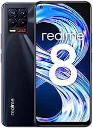 Realme 8 朋克黑色 6GB + 128GB