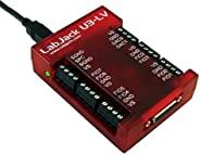 U3-LV USB DAQ 设备带 16 个灵活 I/O 用于模拟 0-2.4V 和传感器、继电器控制、自动和计时器的数字数据采集
