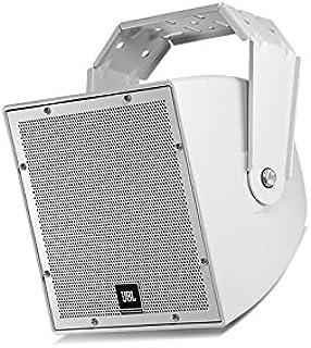 JBL 专业全天候紧凑型双向同轴扬声器,8 英寸(约 20.3 厘米)LF,白色