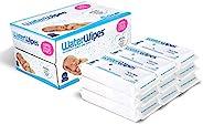 WaterWipes 无香味婴儿湿巾,适合敏感和新生儿皮肤,9包(540片湿巾)
