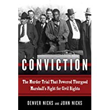 Conviction: The Murder Trial That Powered Thurgood Marshall's Fight for Civil Rights (English Edition)