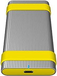 Sony 索尼 SL-M1 Tough 外置SSD 硬盘,2TB 银色