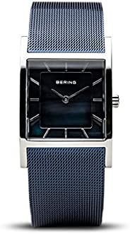 Bering 女士手表 指針式 石英 不銹鋼 10426-307-S