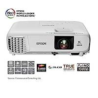 Epson 愛普生 EB-U05 全高清投影機 3400流明度 白色(3 LCD、15000:1 色差)