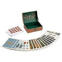 Enesco Wizarding Harry Potter Quidditch 文具盒装记事板套装,12.7 cm x 17.78 cm