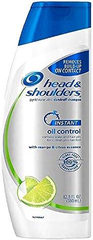 Head & Shoulders 速溶控油*屑洗发水 13.5 盎司(2