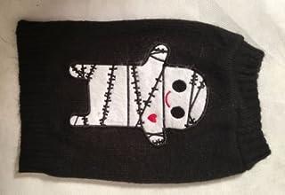 Pets Rock Bret Michaels 万圣节妈妈狗毛衣 尺码 XS