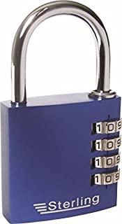 STERLING 铝密码锁