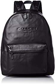 Coach 蔻驰 背包 Outlets 皮革 ブラック One Size