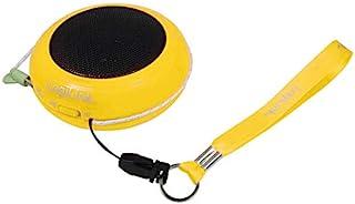 LogiLink SP0017 LogiLink 便携式主动扬声器。 黄色,黄色