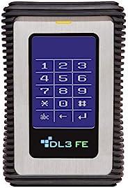 数据锁定器 3 FE(FIPS 版) - 硬盘 - 1 TB - USB 3.0,银色 (FE1000)