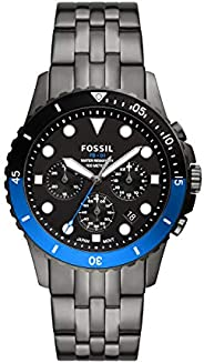 Fossil Fb-01 计时不锈钢手表 FS5835