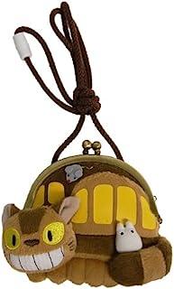 Sun Arrow 吉卜力工作室 龙猫 蛙嘴式小包 猫巴士与小龙猫 高13厘米
