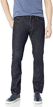Lee男式现代系列修身瘦脚牛仔裤