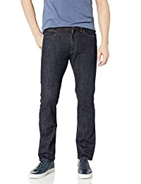 Lee男式現代系列修身瘦腳牛仔褲