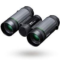 Pentax 賓得 VD 4x20 WP 雙筒望遠鏡、單筒望遠鏡和望遠鏡3合1,具有可適應各種場景的鏡頭,高對比度和出色的光學性能,呈像明亮清晰