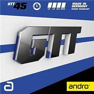 andro(andro) 乒乓球 橡胶 gieti45 GTT45 轻型指数 内侧软橡胶 112277