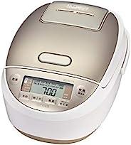 Tiger(虎牌)电饭煲 5.5合(5.5量米杯) IH压力电子锅 土锅涂层 新鲜炊煮 白色 JPK-A100W