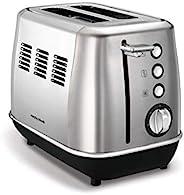 Morphy Richards 摩飞 Richards Evoke 2 切片烤面包机 224406 两片烤面包机 不锈钢烤面包机