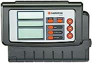 Gardena Classic 灌溉控制器 4030:自动灌溉的灌溉计算机,大显示屏,可容纳4个阀门(1283-20)