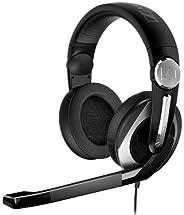 森海塞尔 PC游戏头戴式耳机 密闭型/7.1ch环绕声对应/消除噪音、麦克风 PC 333D USB【日本国内正品】