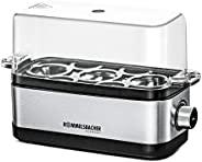 Rommelsbacher 煮蛋器 300 不锈钢 / 黑色