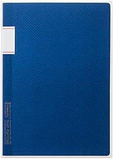 Stalogy S4-L 内衬笔记本:17.78 厘米 x 25.40 厘米(蓝色)/内衬笔记本