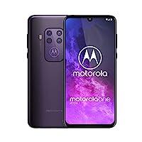 Motorola 摩托罗拉 One Zoom   解锁   仅限 GSM   4 GB   48MP   2019   紫色