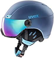 UVEX 优维斯 Visor 护目镜系列 中性 滑雪头盔 uvex hlmt 400 visor style
