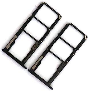 FainWan 2 件 SIM 卡托盘带 Micro SD 插槽替换件兼容摩托罗拉 Moto G7 Power XT1955-5 XT1955
