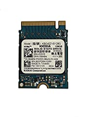 KIOXIA (东芝) 128GB M.2 2230 PCIe NVMe KBG40ZNS128G,OEM 包装
