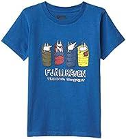 Fjallraven 睡袍 T 恤 - 儿童