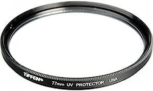 TiffenUV 防护过滤器77UVP 77mm 紫外线防护过滤器 77MM 黑色