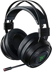Razer 雷蛇 Nari Ultimate: THX Spatial Audio - HyperSense技术 - 2.4GHz无线音频 - 冷却凝胶注入式软垫 - 游戏耳机 适用于PC,PS4,Xbox One,Sw