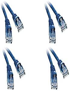 以太网插接电缆 3CNE541280 4 件装 3 英尺