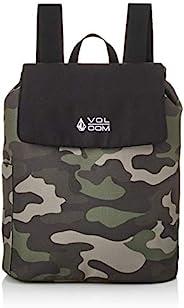 [VOLCOM] [男女通用] 双肩包 [迷彩系列][ E6532050 / STAMPED STONE BACKPACK ] 休闲