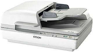 爱普生 扫描仪 A4 高耐久性 DS-7500 (平板床/1200dpi/CCD传感器/高速ADF/双面/重送感知/高速速度)