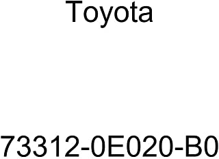 TOYOTA 73312-0E020-B0 座椅套组件