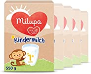 Milupa milumil 幼儿奶粉 适用于1岁以上幼儿,5盒装(5 x 550g)