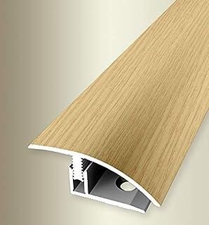 镶木地板朋友 64401030 平衡型材 PF 556H 铝橡木浅,木质装饰膜,100 厘米
