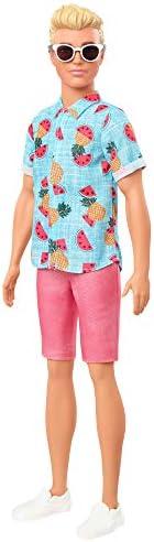 Barbie 芭比 Ken 时尚达人系列娃娃,适合3岁以上儿童