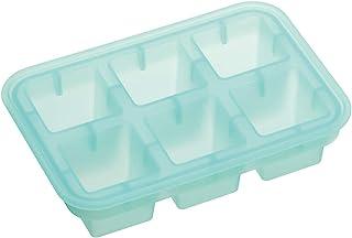 Skater 斯凯达 冰盘 硅胶 冰盘 立方体 蓝色 6个 SLIT6C