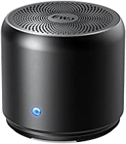 EWA A106 Max Loud 藍牙音箱超深低音,高清音響響大音量無線揚聲器,無線立體聲配對,適用于家庭、派對、戶外、旅行(黑色)