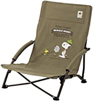 LOGOS 史努比 露营矮脚椅 86001086