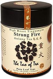 The Tao of Tea Strong Fire Oolong, 3.5 Ounce