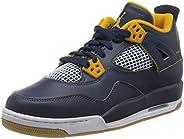 Nike Jordan Kids Air Jordan 4 Retro BG Basketball Shoe 海外直邮 【亚马逊海外卖家】