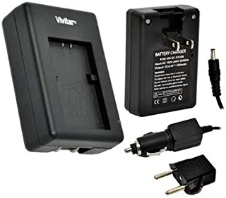 Vivitar Rapid Battery Charger for Sony NP-F970 电池