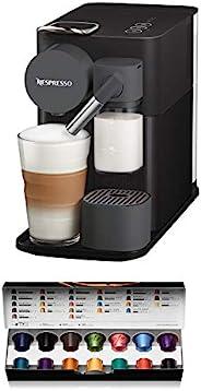 De'Longhi 德龍 EN 500.B Nespresso黑色膠囊咖啡機Lattissima One 塑料外殼 1