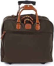 Bric's Luggage BXL38124 X 旅行超輕飛行員箱攜帶 綠色(橄欖色) 綠色(